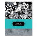 Школьный дневник для 1-4 классов «Goal time»: для любителей спорта
