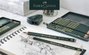 Faber-Castell: скидка 30% на чернографитные карандаши Castell 9000