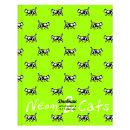 Неоновая краска. «Neon&Cats» - дневник BG для 5-11 классов. Новый сезон 2021