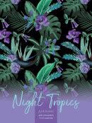 «Night flowers» - дневник BG с эффектом «Выборочные блёстки». Новый сезон 2021