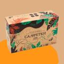 Бумажные салфетки Сыктывкарские