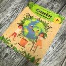 Новинка от Феникс+! ″Спасём планету вместе!″ - книжка для детей с заданиями