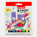 Набор фломастеров Bruynzeel Kids Magic