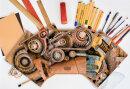 Новинка коллекции 48-листных тетрадей - серия ″Гранж металл″
