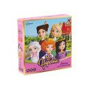 Весёлая и красочная игра для детей от 4 лет «Царевны. Лото» от ТМ Эврикус