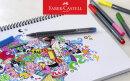 Faber-Castell: капиллярные ручки Grip Finepen — выгода очевидна