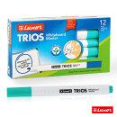Luxor Trios! Трехгранный маркер для белых досок!