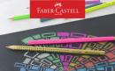 Faber-Castell: специальное предложение на цветные карандаши Grip