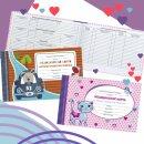 Серия медицинских карт для ребёнка от Феникс+
