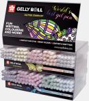 Ручки Gelly Roll Stardust - с добавлением глиттеров