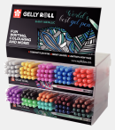 Gelly Roll Metallic - с металлическим эффектом