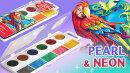 Новая акварель ArtBerry® со смелыми сочетаниями цветов