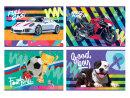 Альбомы BG для рисования MIX Мальчики: будь в творческой форме