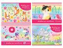 Альбомы BG для рисования MIX Девочки: как рождается вдохновение