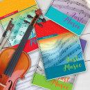 Тетради BG для нот «Просто музыка»: стильные и удобные