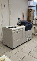 Типография «Вусович и К» вышла на новый уровень печати дополнительными цветами с установкой первой в России ЦПМ Xerox Versant 180 Press с опцией Adaptive CMYK+