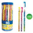 Новые шариковые ручки BG ″FLASHLINE″ – дух свободы, присущий юности!