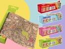 Новинка! Серия раскрасок в мини-рулоне на крафт-бумаге от Феникс+