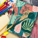 Скетчбук BG «Jungle Art»: искусство без правил