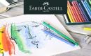 Faber-Castell: цветные художественные карандаши Polychromos с выгодой 25%