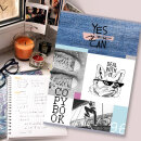 Тетрадь для записей BG формата А4 «Yes, you can»: для нескучных конспектов