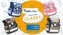 Новые дизайны BELMIL CLASSY уже в продаже! Перед яркими дизайнами ранцев BELMIL CLASSY устоять невозможно!