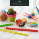 Цветные карандаши Grip от Faber-Castell: необычные поделки