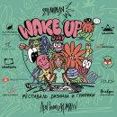 Маркеры TOUCH, ручки Sakura и акварель Van Gogh на фестивале Wake Up Day!