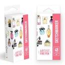 Набор SKETCHMARKER Artist Fine Pen 48 Basic Set