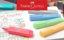 Faber-Castell: выгодное предложение на наборы текстовыделителей