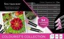 Spectrum Noir запускает производство новой коллекции маркеров для профессионального раскрашивания рисунков