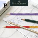 Простой карандаш ¬– большое влияние: интересные факты о чернографитных карандашах Faber-Castell