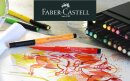 Faber-Castell: выгодное предложение на капиллярные ручки Pitt Artist – скидка 20 %