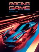 Дневник BG ″Racing game″ c металлизацией