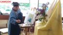 Мастер-класс от «Школьного острова» в Тольятти: картины красками BRAUBERG Art