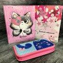Новинка! Серия школьных дневников с милыми девичьими дизайнами от Феникс+