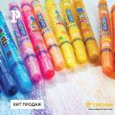 Творчество везде – восковые карандаши Crown!