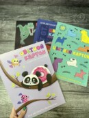 Цветной картон для детского творчества на клеевом скреплении. Новинка 2021 от Феникс+