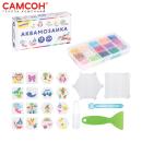 Аквамозаика в колорбоксе: необычный набор для детского творчества от ЮНЛАНДИИ