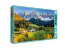 Пазл «Альпийский пейзаж» от ТМ ФРЕЯ