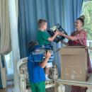 Мария Кожевникова предложила своим деткам ранцы ErichKrause