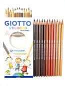 Giotto Stilnovo Skin Tones - богатство в разнообразии