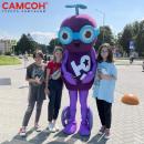 Открытие магазина «Канцелярские штучки» в Беларуси: яркое событие при поддержке «Самсона»