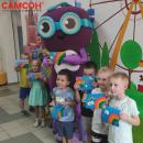 Юнландик и «Пластилиновое чудо»: о мастер-классе в Самарской области