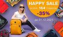 HAPPY SALE -35%: осенняя акция OrsOro&GRIZZLY