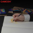 На YouTube появились художественные карандаши BRAUBERG ART