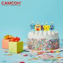 Свечи для торта ЗОЛОТАЯ СКАЗКА: обзор новинок для праздника