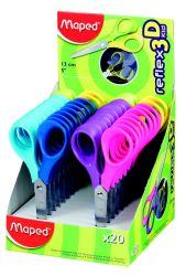Maped KID 3D Ножницы 13 см, эргономичные, концепция Reflex 3D - специально для детской...