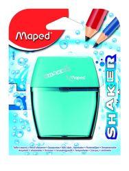 Maped SHAKER Точилка 2 отверстия, с контейнером