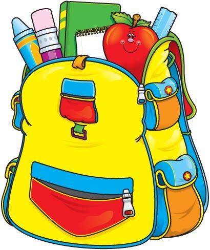 Картинка портфель для - d